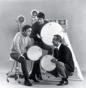 Producenci naciągów perkusyjnych – historia