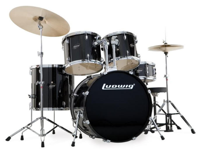 ludwig_accent_drive_zildjian_planet_z_set