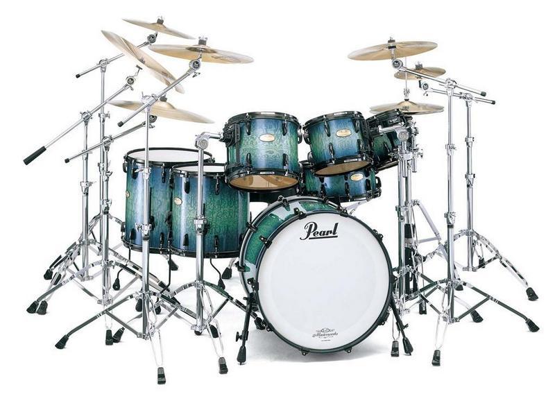 Pearl Masterworks Custom - cena ok. 18 000zł