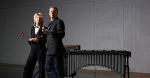 """Niedziela Melomana """"Instrumenty perkusyjne solo i symfonicznie"""" – Emmanuel Séjourné i Sylvie Reynaert w Gdyni"""