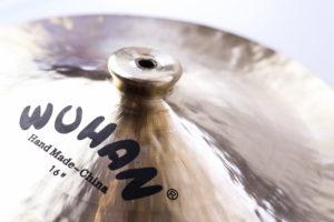 Modele talerzy perkusyjnych marki Wuhan