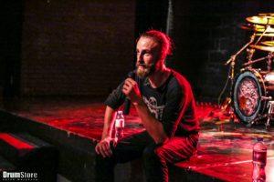 Warsztaty perkusyjne DrumStore: James Stewart (Vader) 03.09.18 w Sopocie