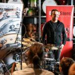 Warsztaty perkusyjne z Cezarym Konradem (23.10.18) w DrumStore